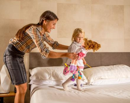 The Best Western Plus Hotel Spring House offers services and amenities designed for the whole family