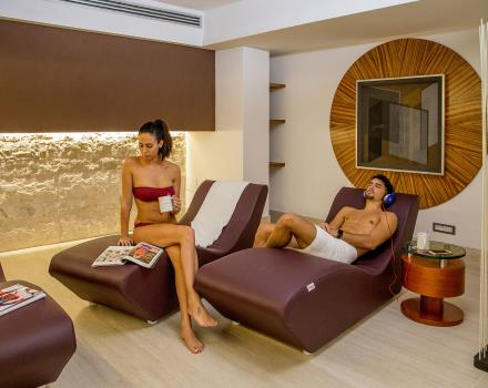 Relax and wellness in the Best Western Plus Hotel Spring House, 4-star close to Vatican City