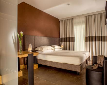 Camere al Best Western Plus Hotel Spring House 4 stelle a Roma