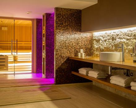At Best Western Plus Hotel Spring House you will find a comfortable sauna to relax after a long day