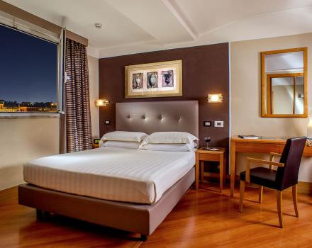 Visit Rome and stay at Best Western Plus Hotel Spring House