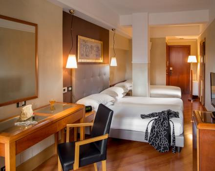 Choose a room at the Best Western Plus Hotel Spring House for your stay in Rome