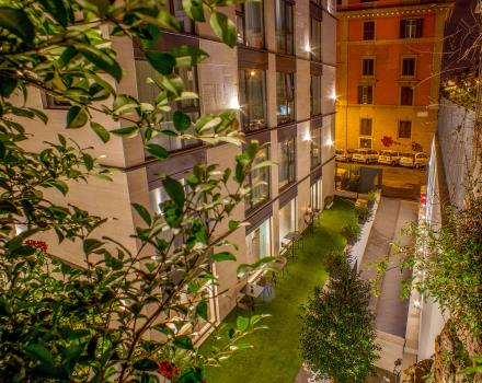 Best Western Plus Hotel Spring House in central Rome