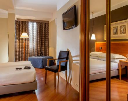 For your stay just a few steps from the Vatican, book now at the Best Western Plus Hotel Spring House