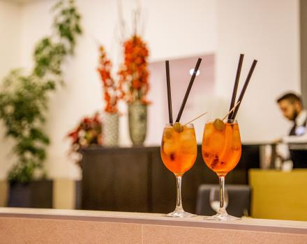 Best Western Plus Hotel Spring House for your aperitifs in the Centre of Rome