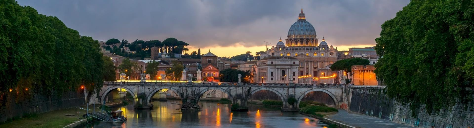 Discover the beauty of Rome with the advice of the Best Western Plus Hotel Spring House Rome