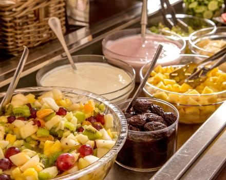 Best Western Plus Hotel Spring House, a rich and healthy breakfast buffet for your stay in Rome