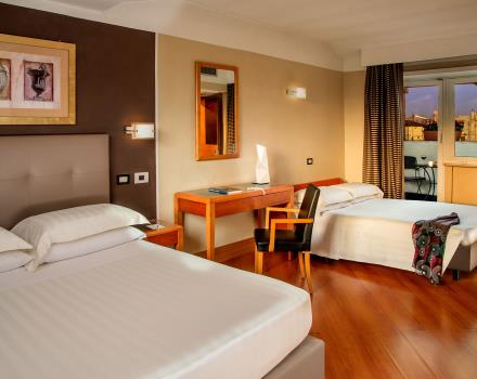 Choose the room of the Best Western Plus Hotel Spring House for your stay in the center of Rome
