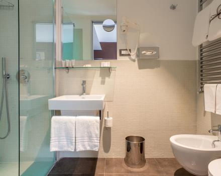 Services and quality in the superior rooms of the Best Western Plus Hotel Spring House in central Rome